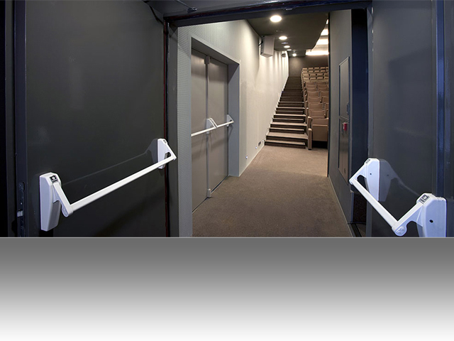 Exit Doors & Panic Bars